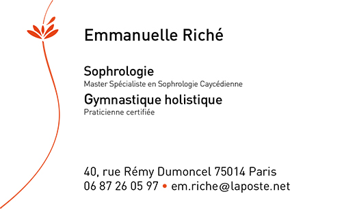 carte de visite_emmanuelle riche